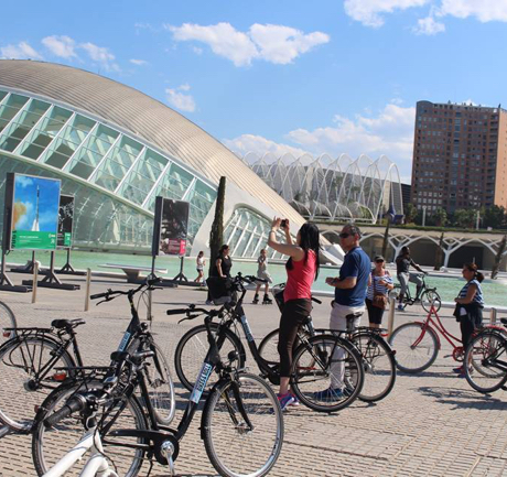 Bike tours in Valencia  Discover Valencia from your bike
