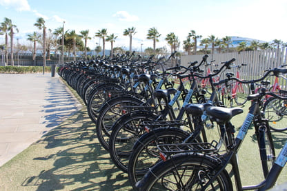 bike rental in valencia